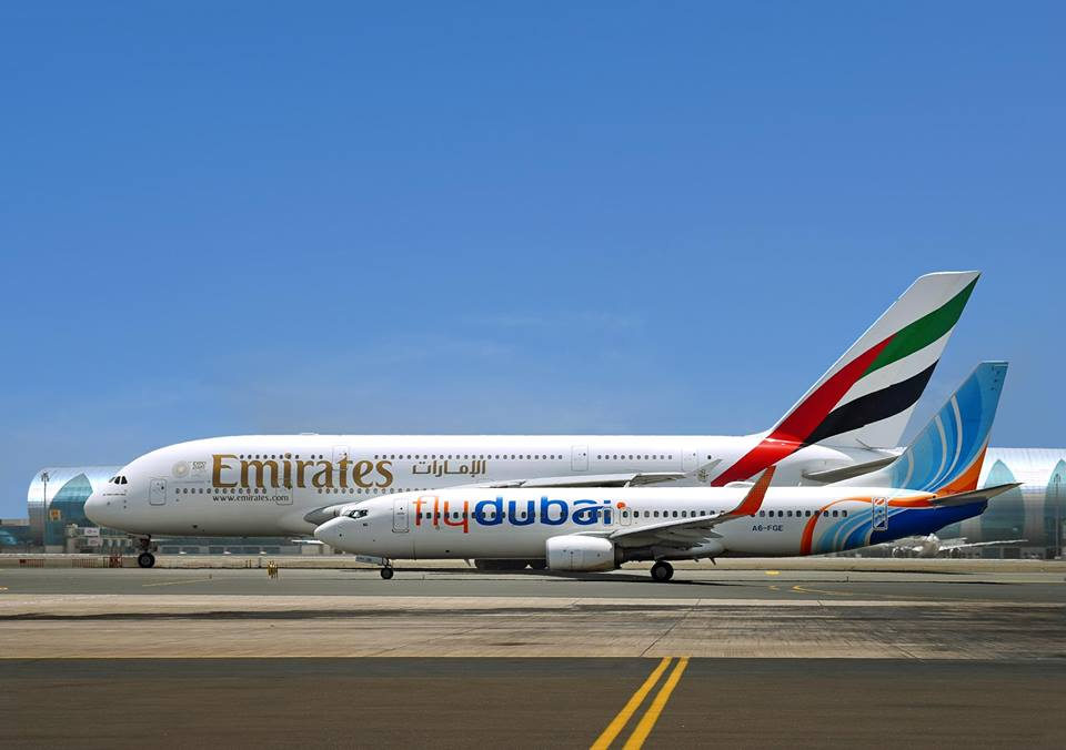 Emirates and Flydubai flights cancellations for Pakistan