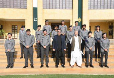 Khaqan Murtaza the new DG CAA with Governor Sindh as his princial secretary.