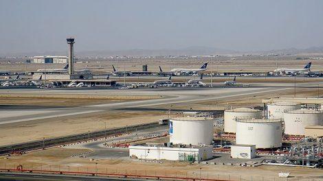 King Abdulaziz International airport Jeddah, Saudi Arabia Photo: Konstantin von Wedelstaedt