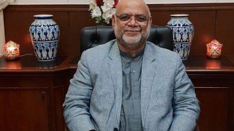 Shoukat Ali Secretary Aviation Pakistan