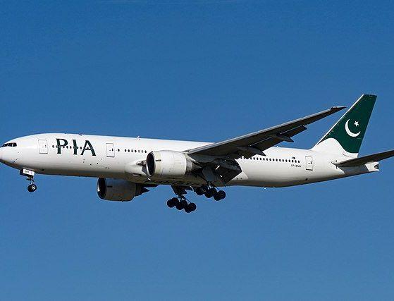 PIA Boeing 777 AP-BMH